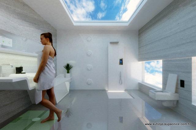 Kupaonica budućnosti - Kuhinje i kupaonice br. 40
