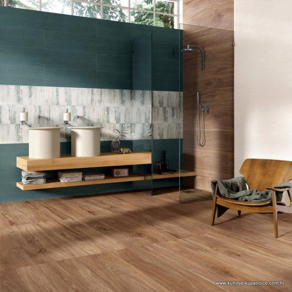 kupaonice - forma, boja, materijali, svjetlo - Kuhinje i kupaonice br.41
